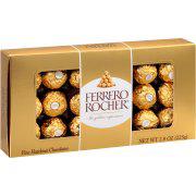 Chocolate Ferrero Rocher de coleccion  Caja x 18 unidades