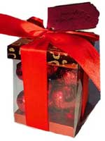 Caja de Regalo de Bombones de chocolate