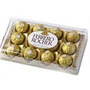 Chocolates Ferrero x 12